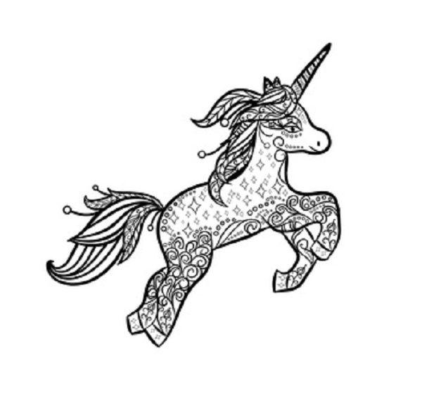 Ausmalbilder Fr Pferde Fans Junoode