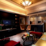InterContinental Shenzhen suite interior architecture photographer Shenzhen