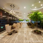 Guangzhou architectural photographer lobby interior design