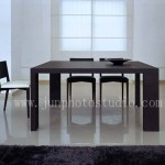 Shenzhen furniture photography Dining table and chairs set
