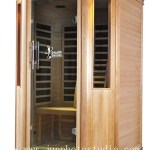 Guangzhou furniture product photographer home use small sauna