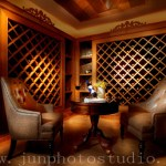 wine cellar architectural photographer Guangzhou