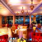 Interlaken hotel restaurant interior
