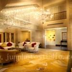 The Interlaken OCT Hotel Shenzhen president suite inteior architectural photographer China
