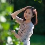 outdoor portrait photography portrait beside the tree