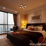 Shenzhen architectural photographer Modern master room