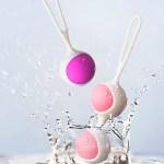 Shenzhen professional product photographer splash therapy smart ball