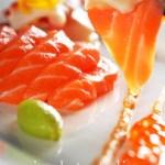 China food photography japanese style sashimi