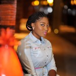 Richmond Hill professional portrait photographer lovely africa girl