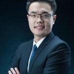 Shenzhen business portrait in studio