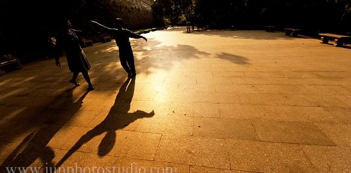 dancing partner