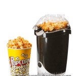 pop corn maker life setting photo