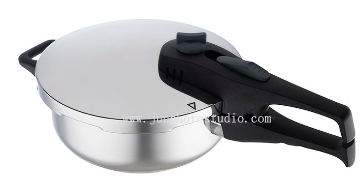amazon pressure cooker stainless steel product photography China