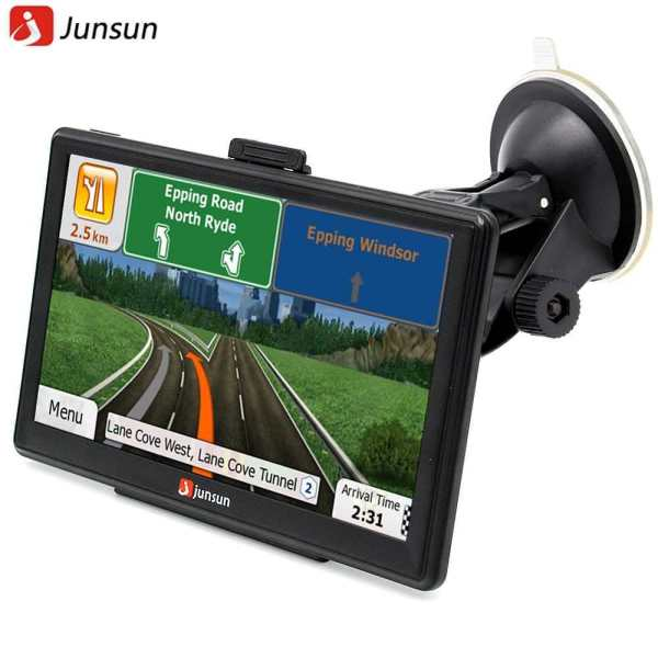 Buy Junsun 7 inch HD Car GPS Navigation AVIN Capacitive screen FM     Buy Junsun 7 inch HD Car GPS Navigation AVIN Capacitive screen FM 8GB 256MB  Bluetooth GPS Online