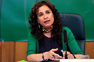 Montero informó del proceso de convergencia de los hospitales universitarios de Granada.