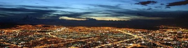 Skyline Bogotí