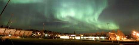 Aurora Boreal a Baerum