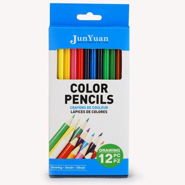 12pc Colored Pencil