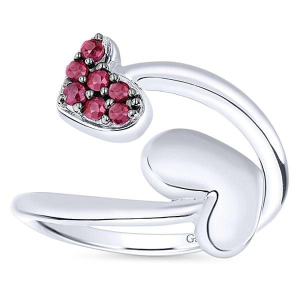 18224-ruby-.19ctw-heart-bypass-Gabriel-925-Silver-Eternal-Love-Fashion-Ladies-Ring~LR51042SVJRB-4