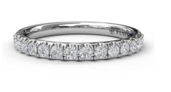 .40 ctw diamond wedding band