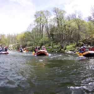 Rafting Huertas Salamanca