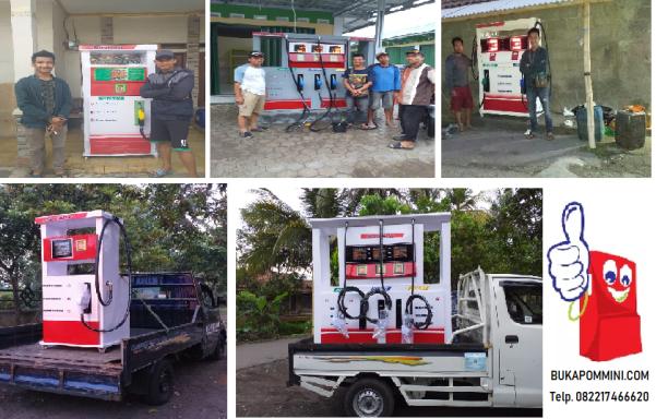 Distributor Pertamini Jakarta Timur
