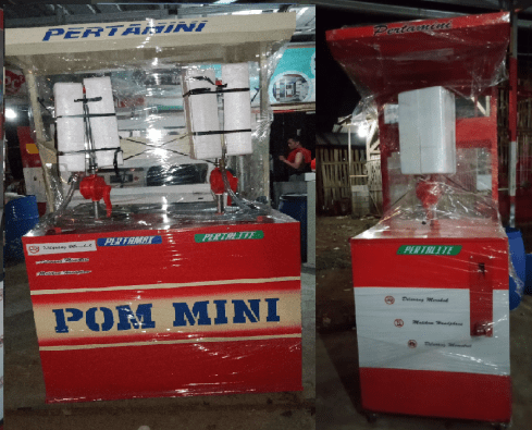 Agen Pom Bensin Mini Solo
