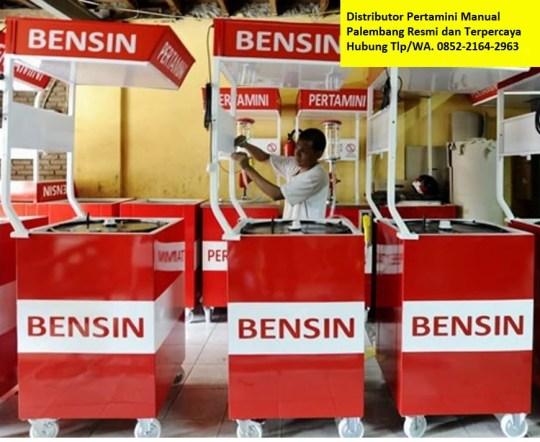 Harga Pertamini Manual Palembang
