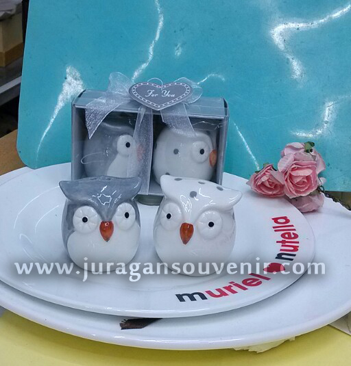 Couple Owl merica garam (2)