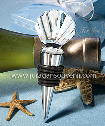 Sheel Bottle Stopper