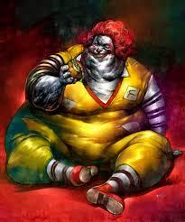 Fast Foods e a dominação das crianças- a obesidade anunciada