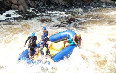 Itacaré- Rafting, Aventura e Cultura