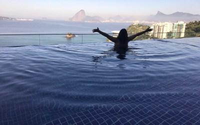 Fiz as pazes com o Rio de Janeiro