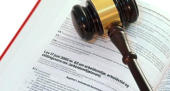 Arbeidsmiljøloven Lov om arbeidsmiljø, arbeidstid og stillingsvern mv.