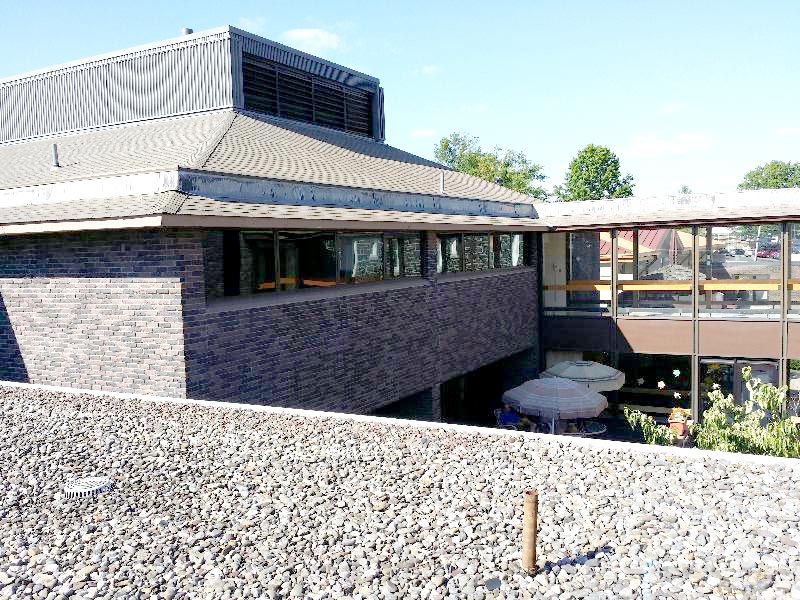 Simulated Metal Roof Installation Project