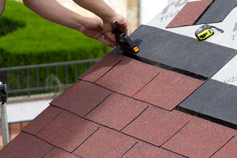 Replace a Roof Shingle Step 3