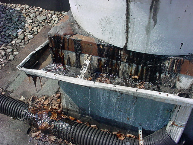 Grease Gutter Containment System