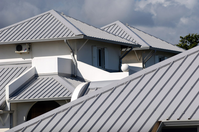 Architectural Metal Roof System