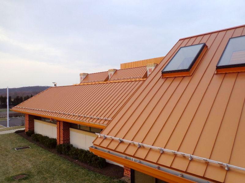 Hydrokinetic Metal Roof