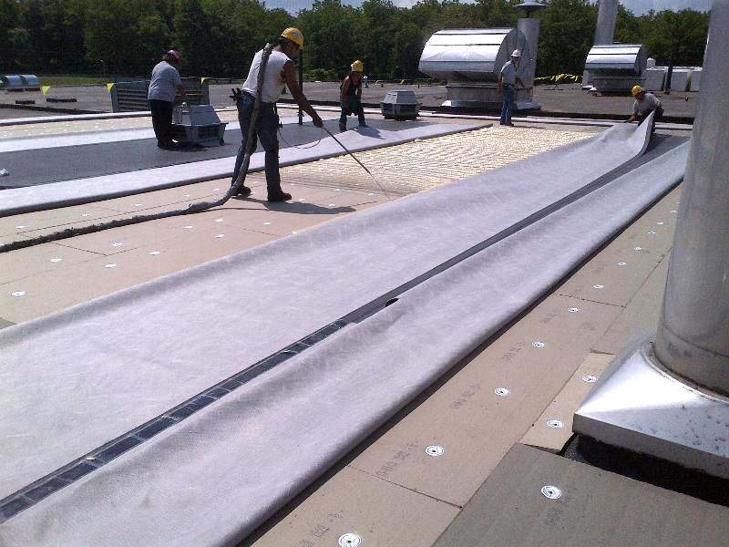 Jurin Roofing Services Roof Replacements