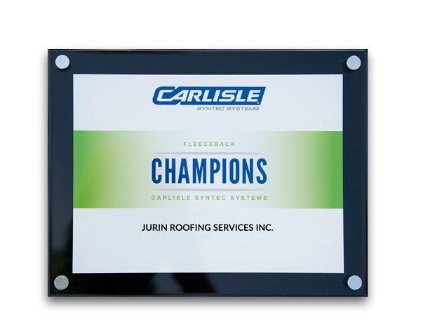 Carlisle SynTec Fleeceback Champions
