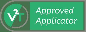 V2T Authorized Applicator