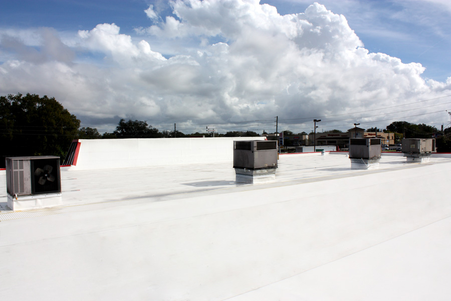 Sun Trust Bank Roof Replacement Project