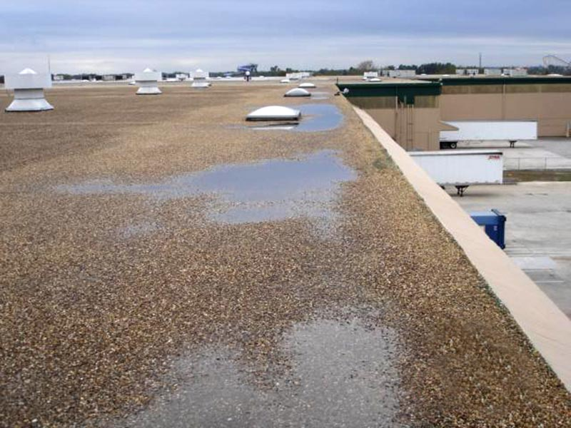 Fowler Distribution Center Roof Overlay Project