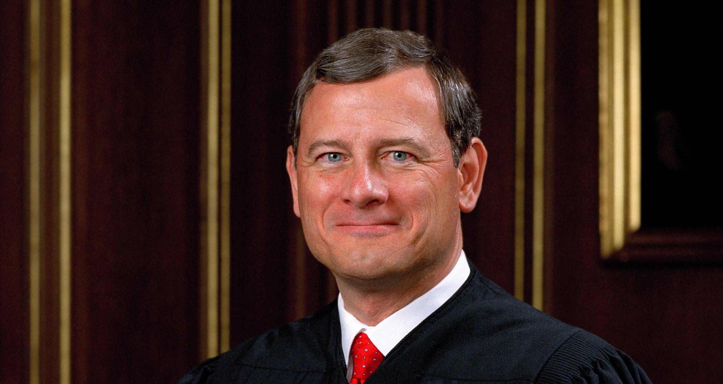 Chief Justice John Roberts (© WikiMedia/Steve Petteway)