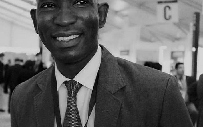 M Nestares Brice Tanoh  Directeur General De Expertise Criminologue Sarl.