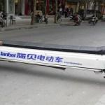 Unik, Sepeda Motor Terpanjang Dunia