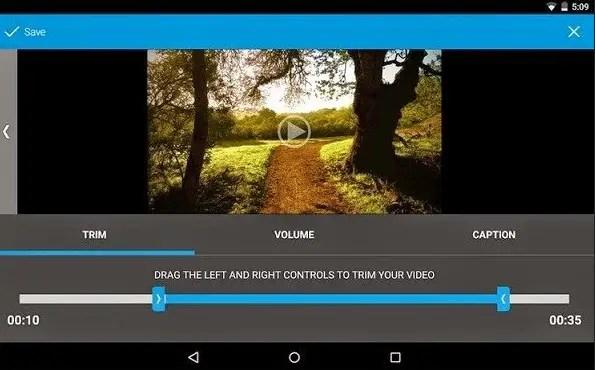 WeVideo aplikasi video editor android