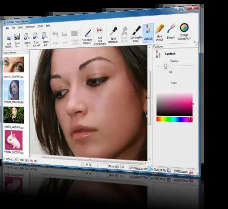 10 aplikasi edit foto make up edit foto wajah untuk pc terbaik. Black Bedroom Furniture Sets. Home Design Ideas