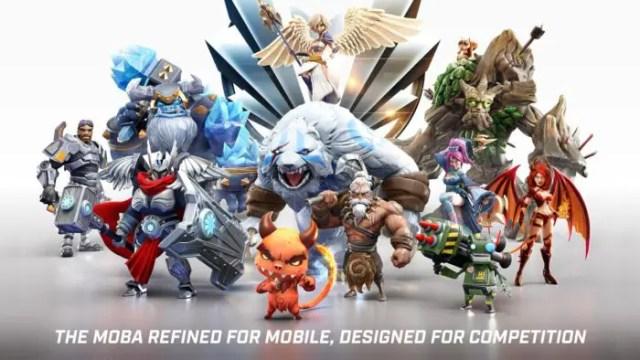 Kumpulan Game Online Android Terbaru 2017